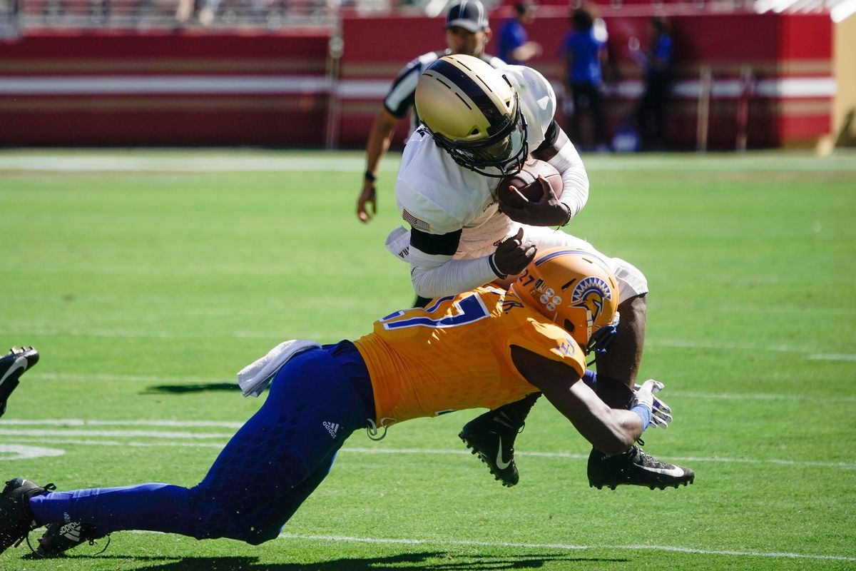 Football NCAA: Armée à San Jose State