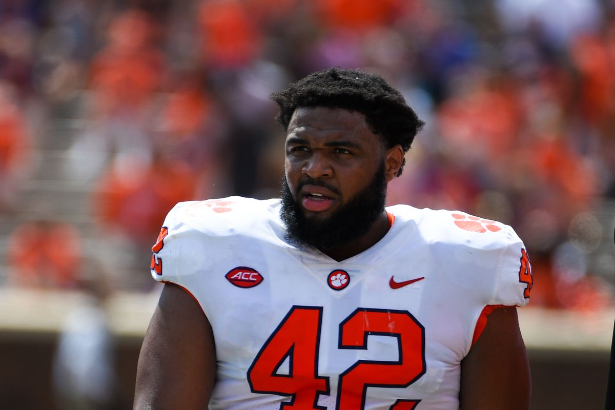 Christian Wilkins Clemson striptease video isnt what it