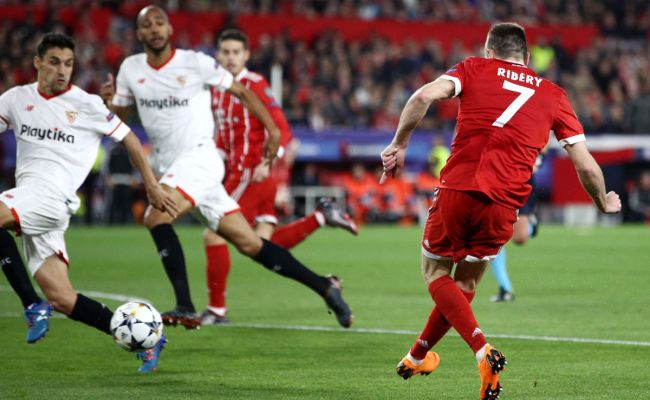 Match Observations And Analysis On Bayern Munich S 2 1 Champions League Victory Over Sevilla