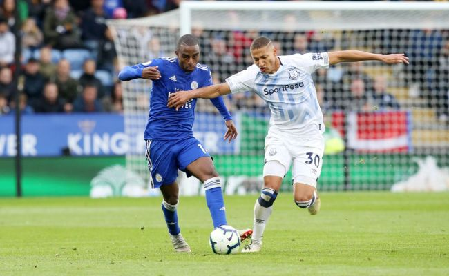 Key Matchups In Leicester City Vs Everton Will Vardy Get