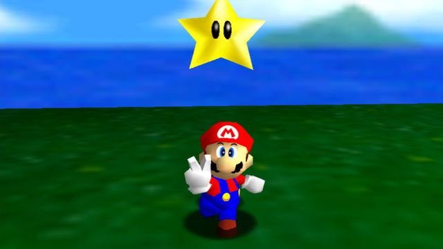 Switch_SuperMario3DAllStars_SM64_screen_10.0 Super Mario 3D All-Stars review: Not even Sunshine can ruin this collection | Polygon