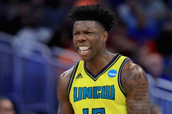 2019 NBA Draft: Lakers sign UNC Wilmington forward Devontae Cacok ...