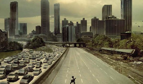 The Walking Dead Mapping 55 Locations From The Hit TV