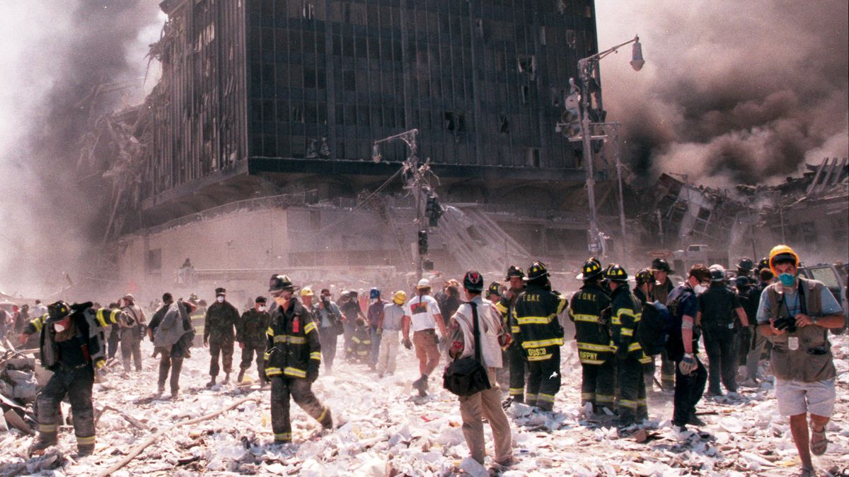 I helped 911 survivors recover The worst part came 6