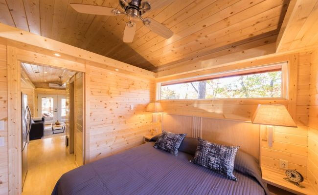 Tiny House Village By Escape Opens In The Midwest Curbed
