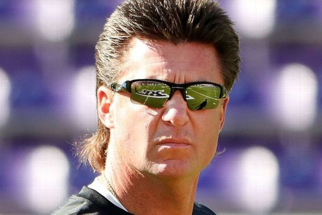 Image result for mike gundy mullet