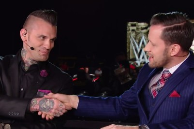 Corey Graves announces he's leaving NXT, will be replaced by Nigel McGuinness - Cageside Seats