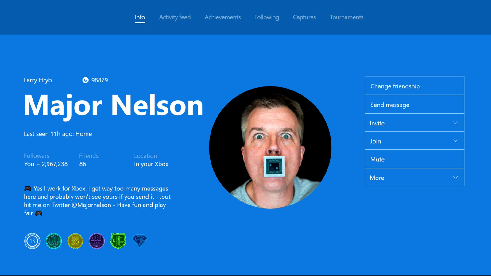 How to create a custom gamerpic for your xbox live. Xbox Live Members Can Now Use Custom Gamerpics The Verge