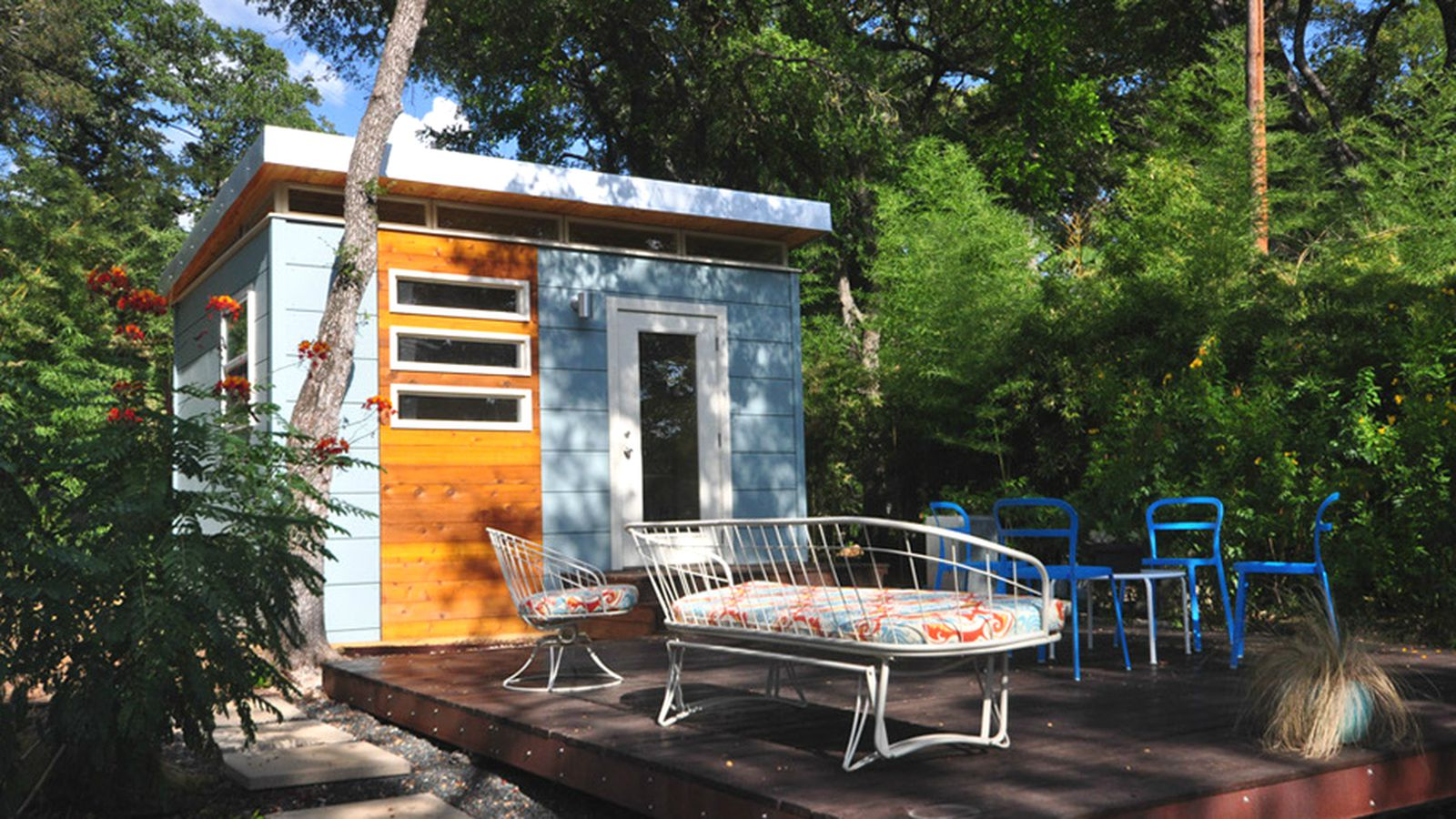 5 cool prefab backyard sheds you can order right now  Curbed
