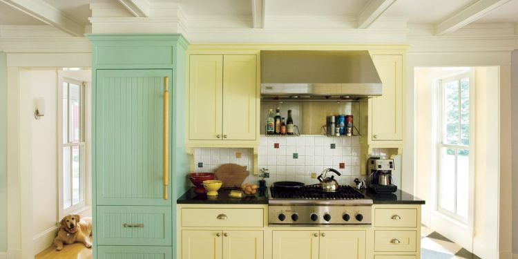 12 Kitchen Cabinet Color Ideas Two Tone Combinations This Old House