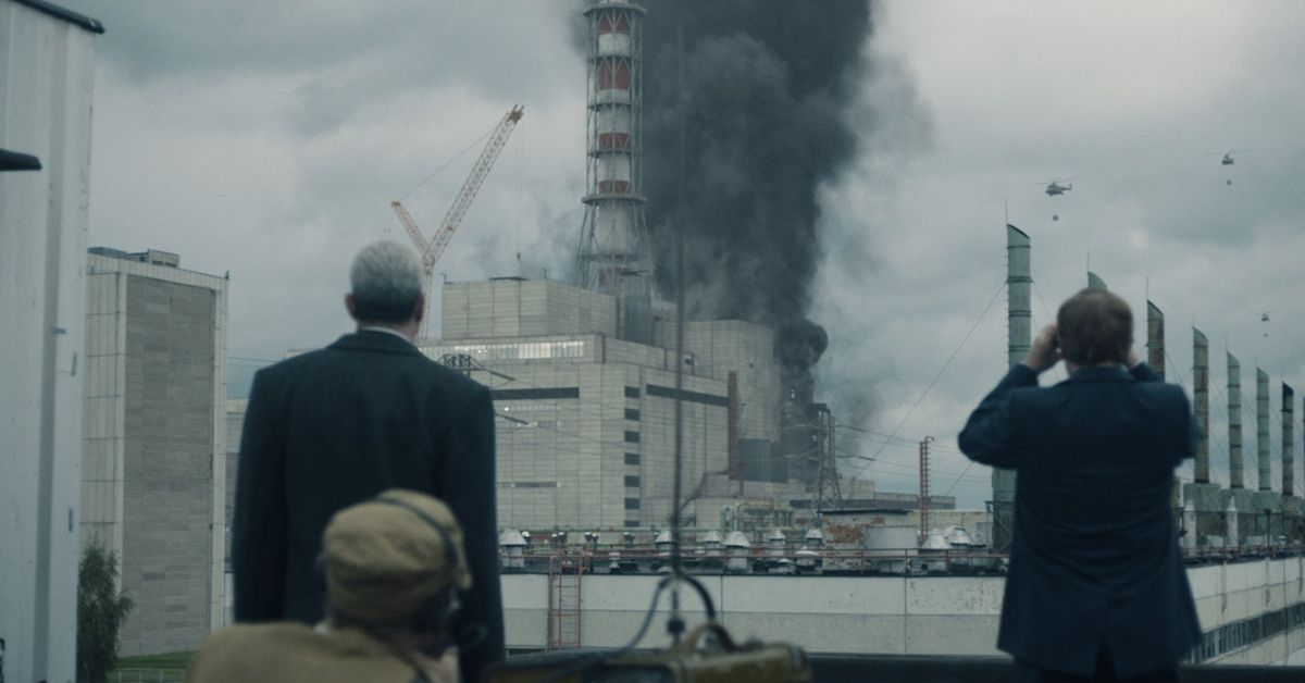 The Trailer For HBOs Chernobyl Miniseries Looks Absolutely Terrifying Polygon