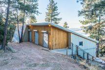 Off the Grid Passive Solar House