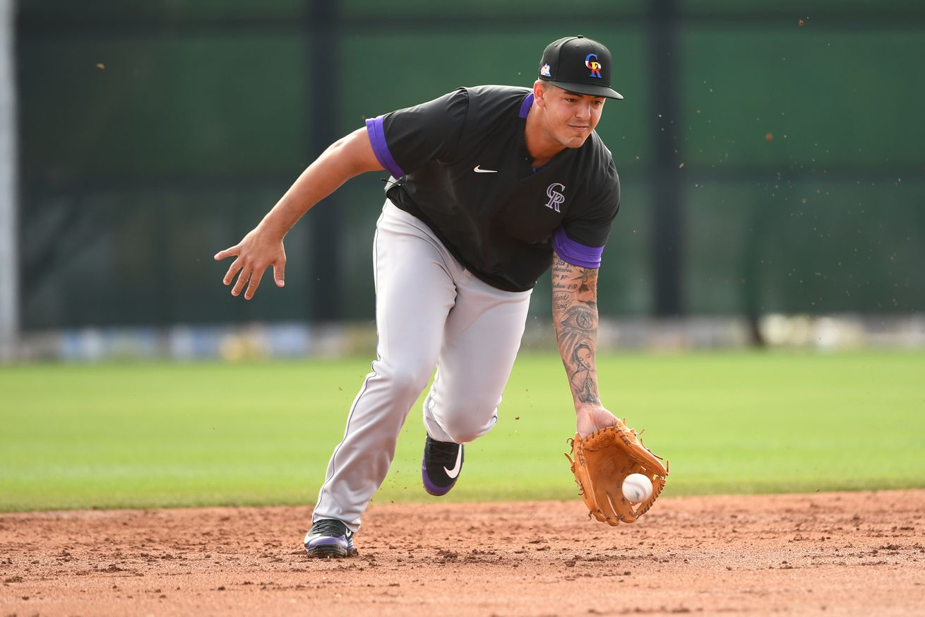 Colorado Rockies Spring Training