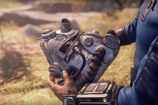 Fallout 4 Creation Club Gears Of War - Year of Clean Water