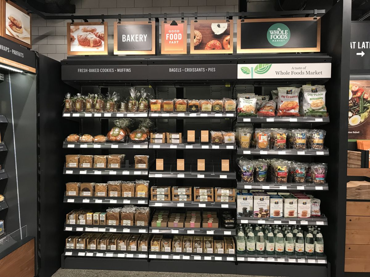 Amazon Go Photos Here S What The New Cashierless