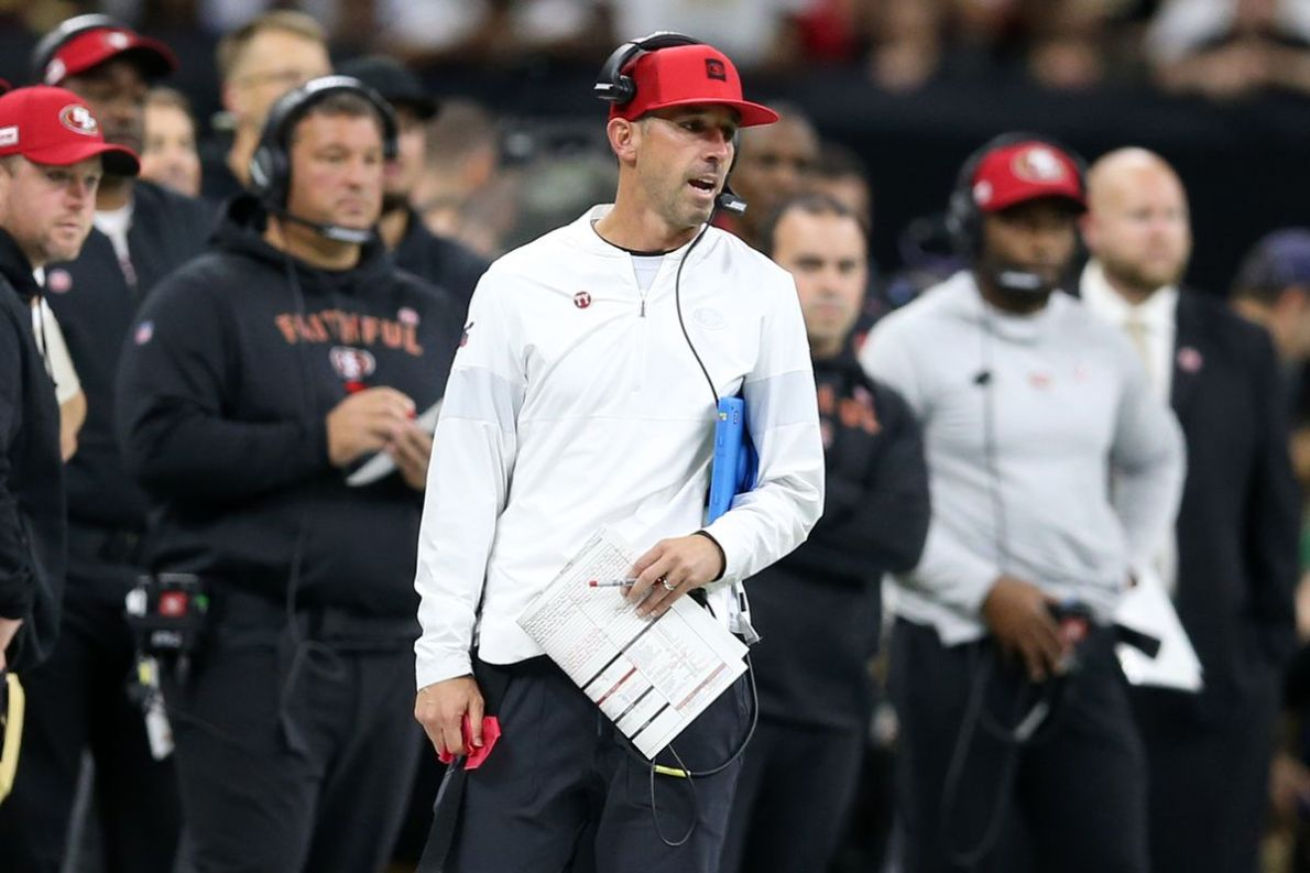 The 49ers are a reflection of Kyle Shanahan, as he tallies his best win as  a head coach over the Saints - Niners Nation