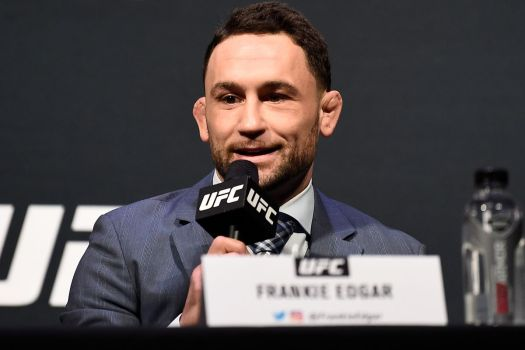 Frankie Edgar hints he'll remain on UFC 222 after Max ...