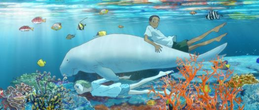 Children of the Sea review: Netflix's lavish anime movie is weirdly comforting 3