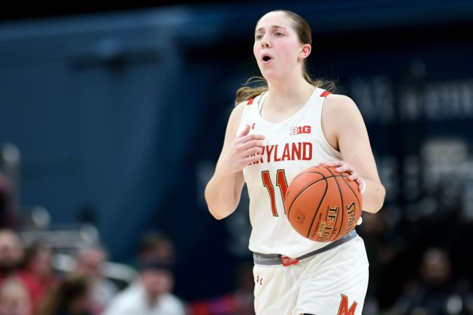 Maryland women's basketball's Taylor Mikesell to enter transfer ...
