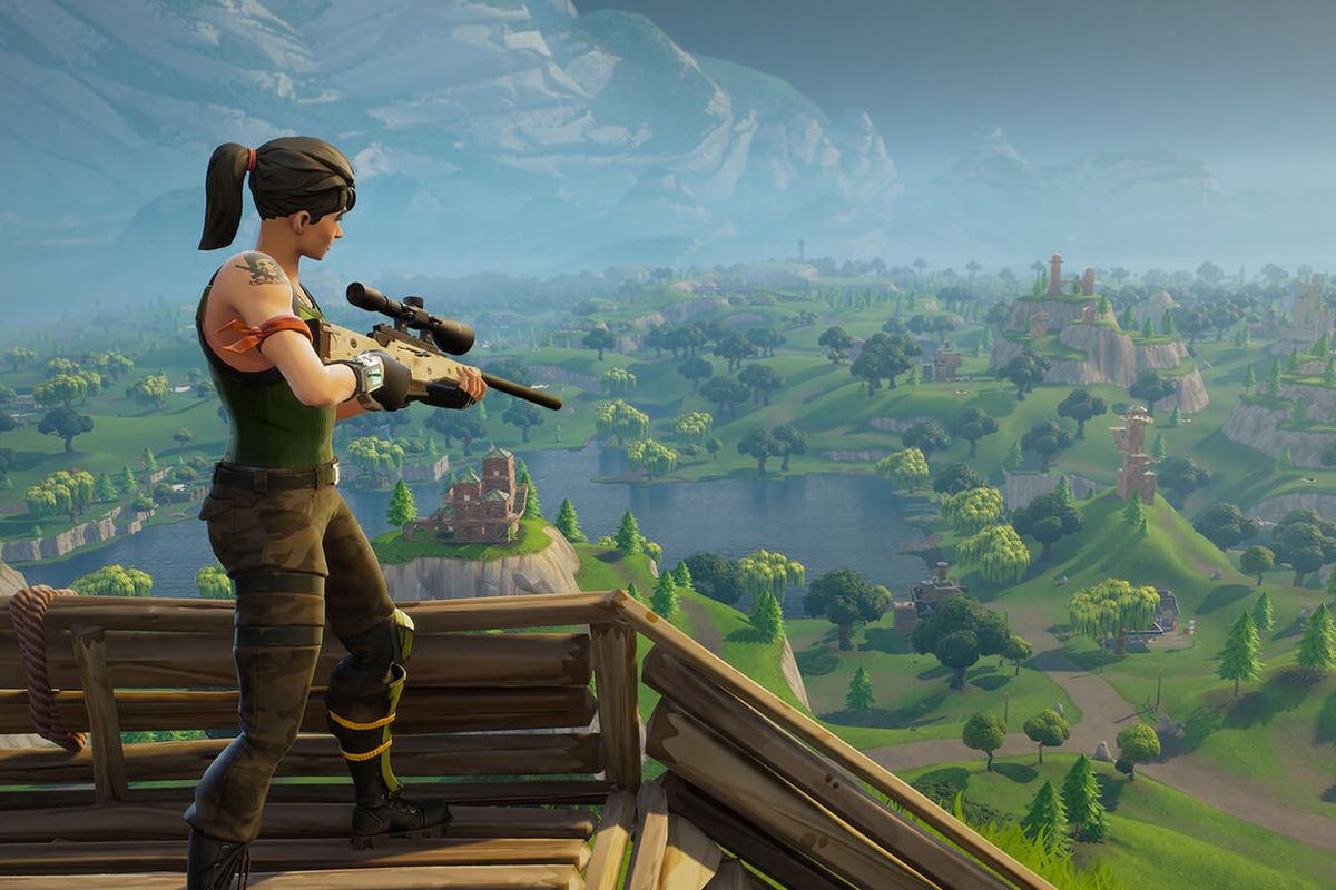 fortnite on switch the