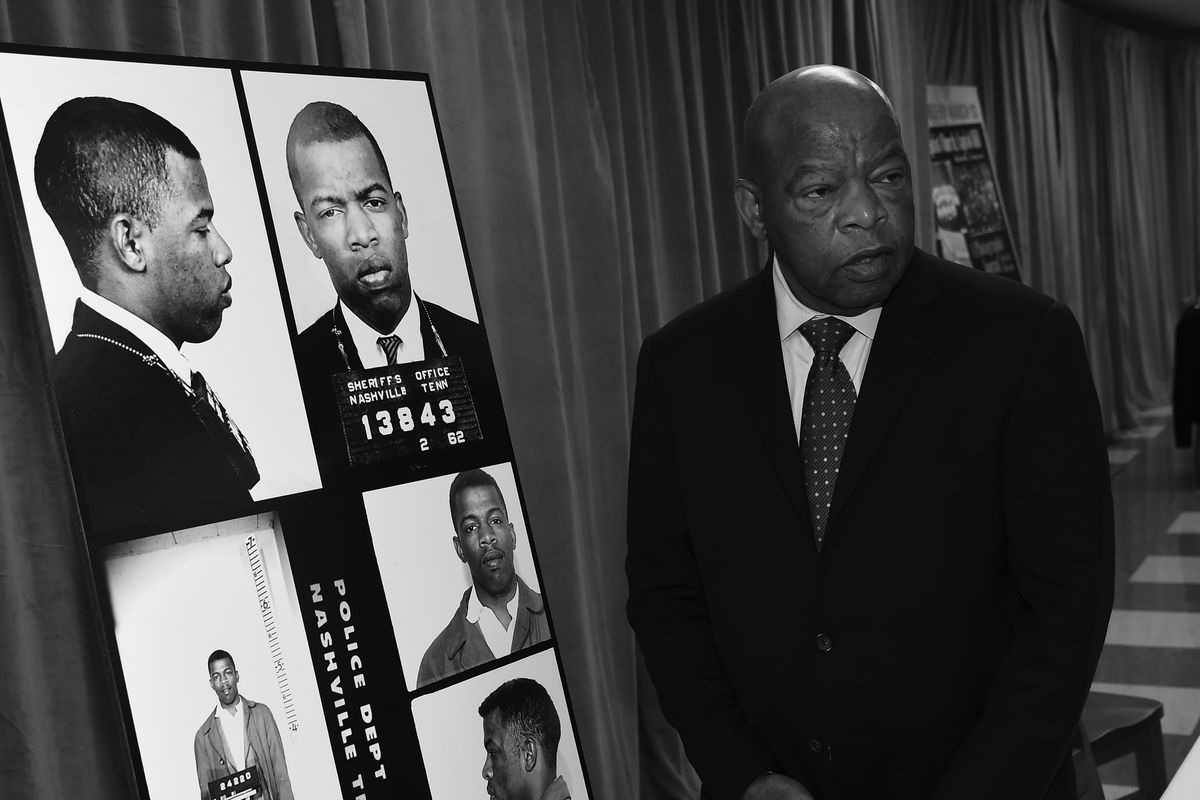 John Lewis Is The Last Person Donald Trump Should Be