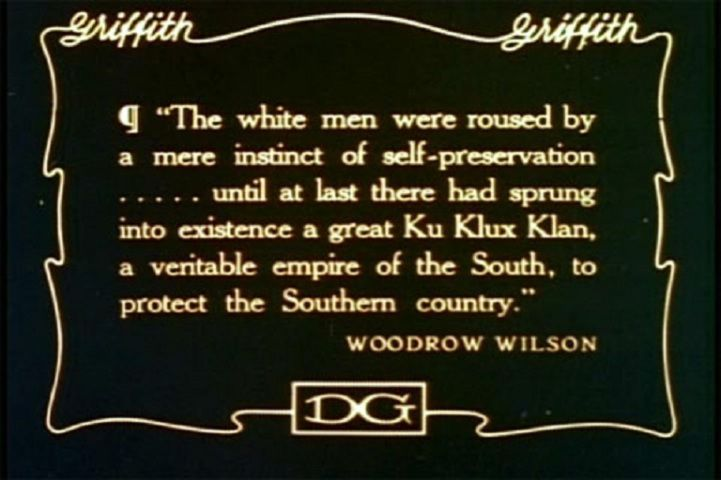 Image result for woodrow wilson racist quotes