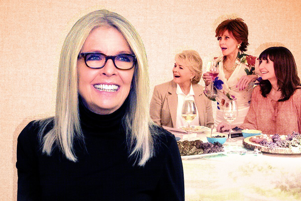 An Ode To Diane Keaton Book Club Queen And Complicated