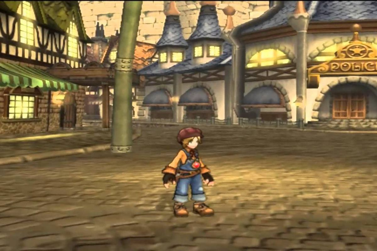Replay Dark Cloud 2 On Ps4 Next Week Update Polygon
