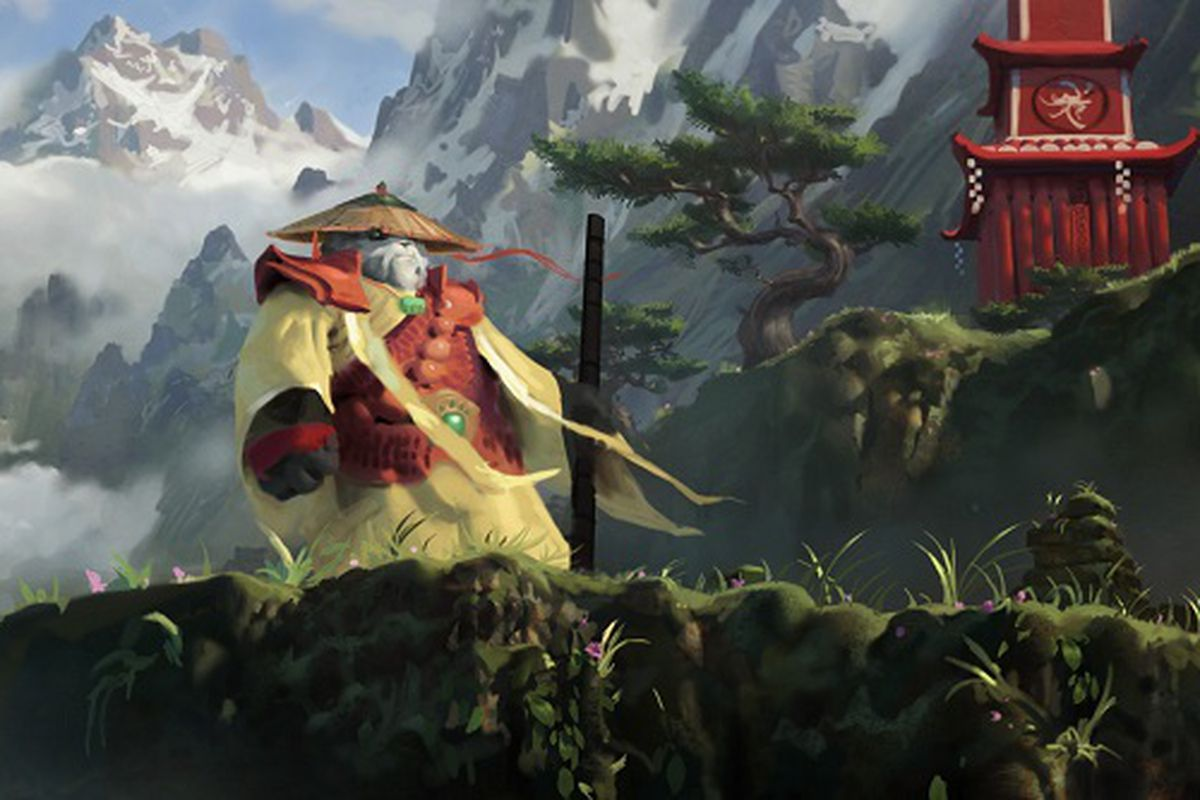 Destiny Wallpaper Hd World Of Warcraft Mists Of Pandaria Opening Cinematic