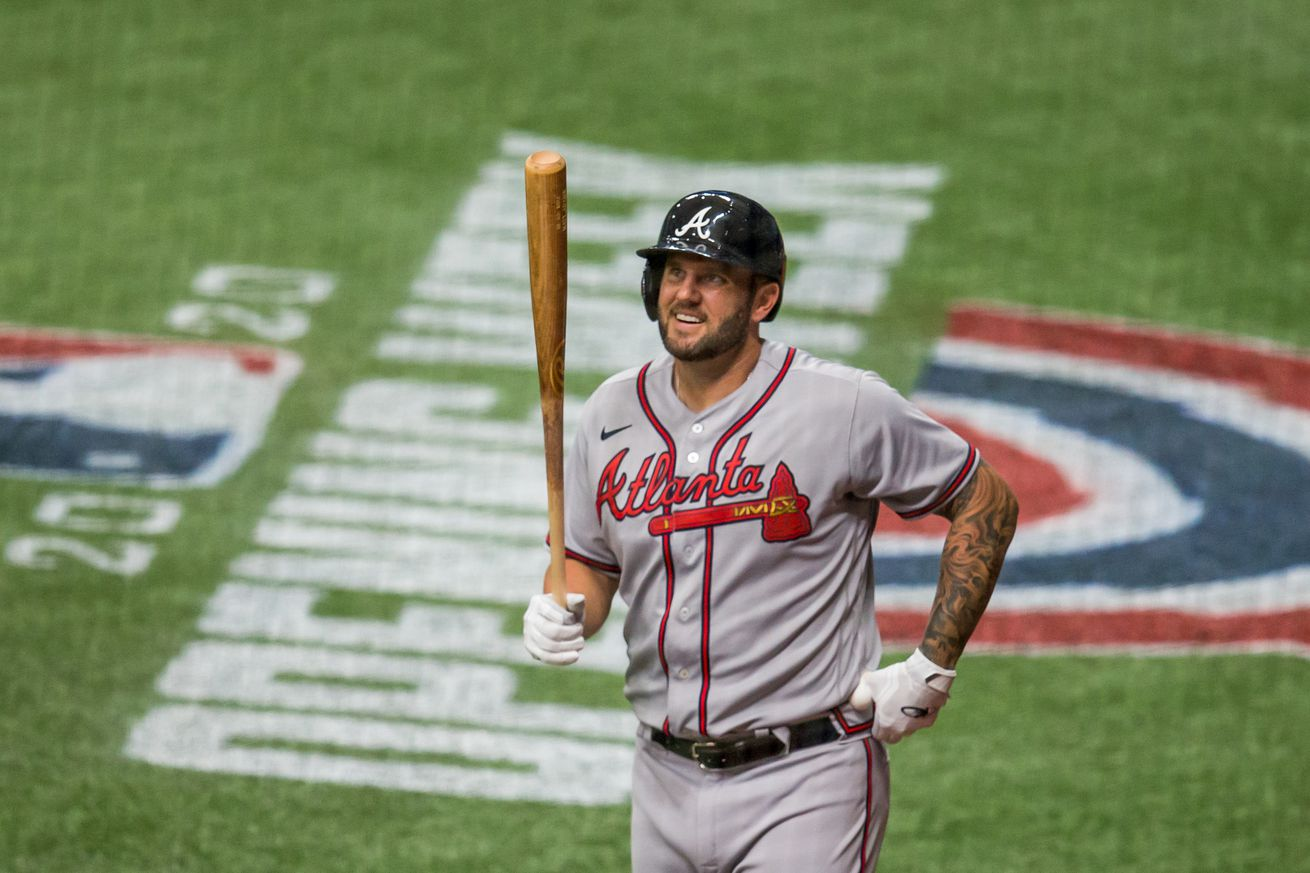 MLB: Atlanta Braves at Tampa Bay Rays