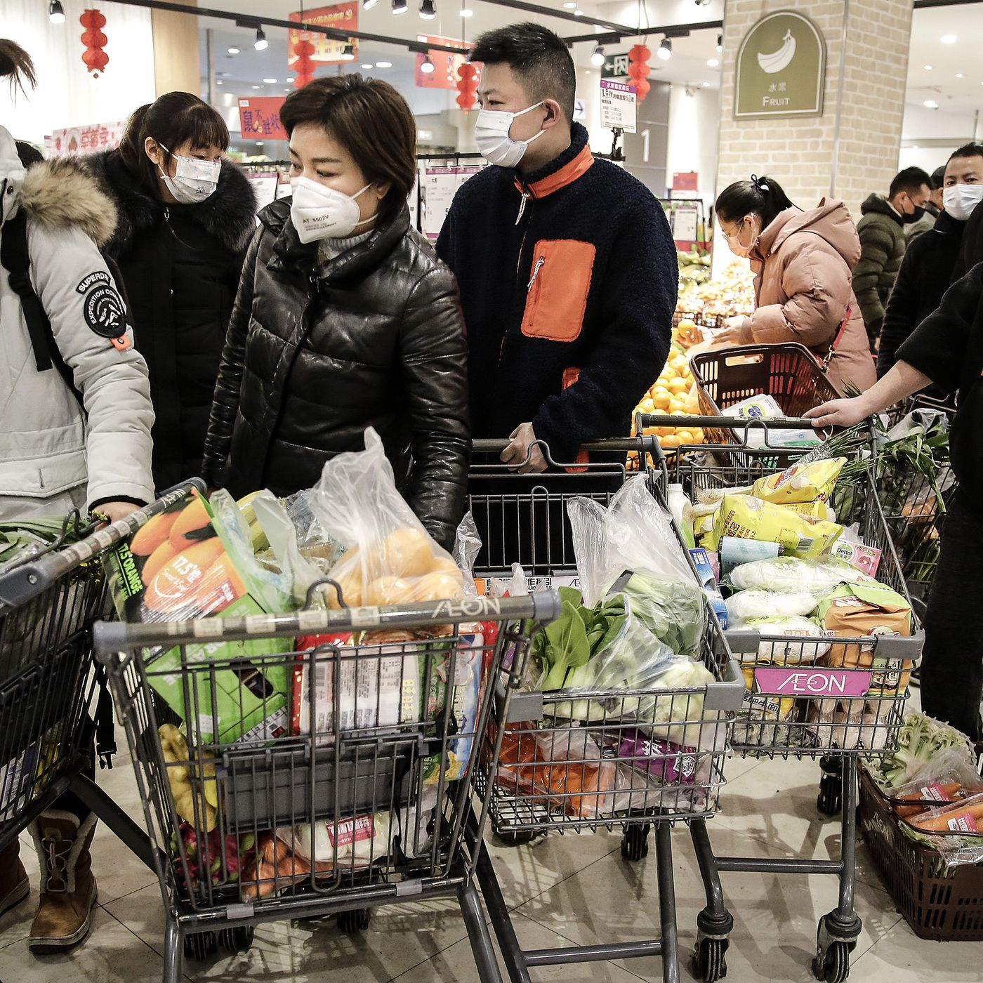 Coronavirus from Wuhan disrupts China and the world: updates on ...