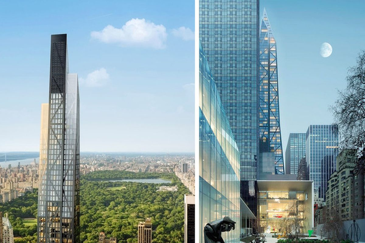 At Last Jean Nouvels Supertall MoMA Tower Hits The