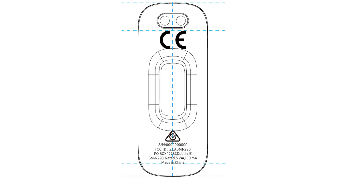 Mysterious new Samsung wearable revealed in FCC filings 6