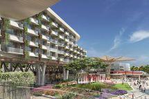 700-room Disneyland Hotel Complete 2021