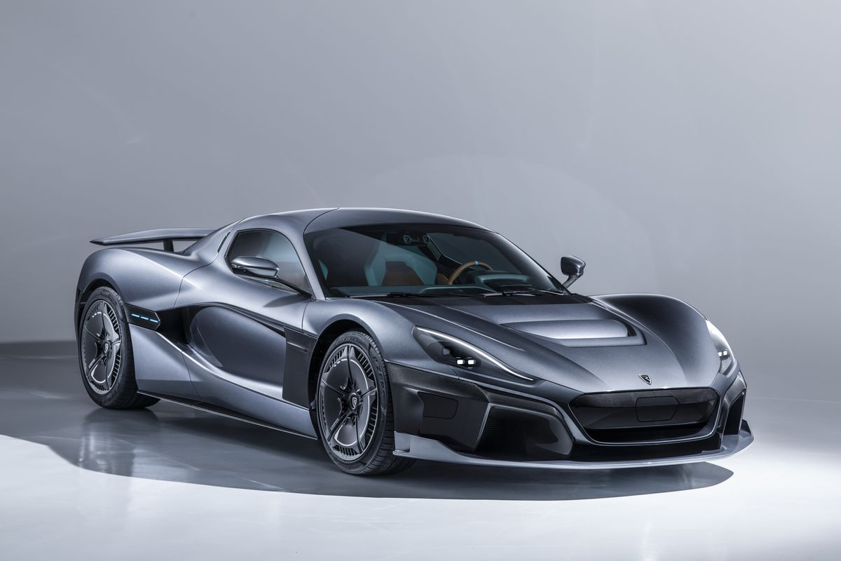 rimac s new electric