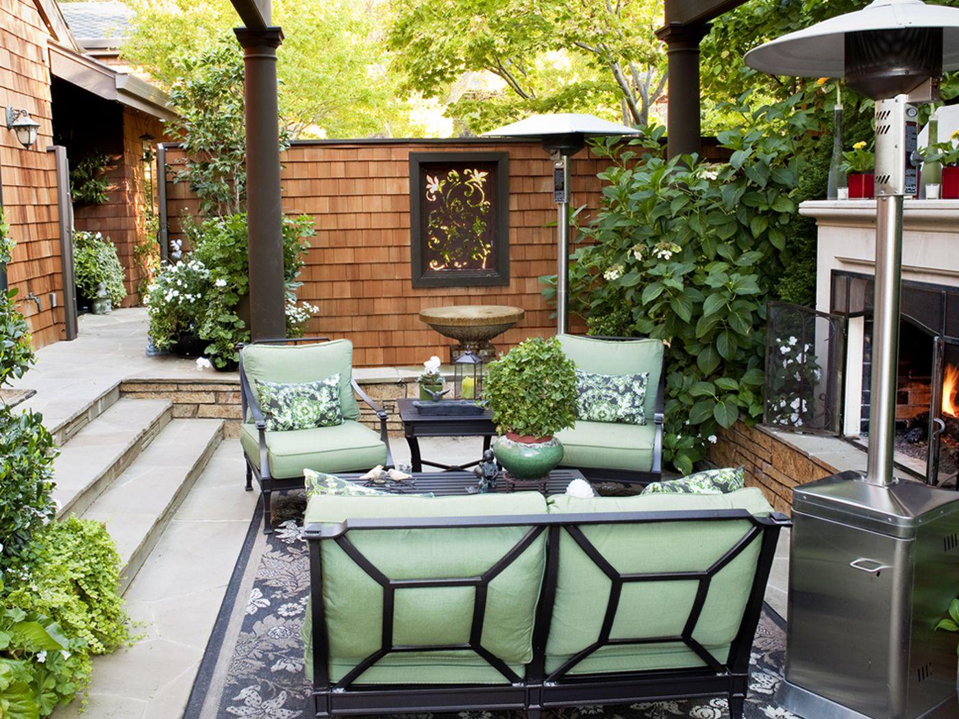 14 design ideas for pleasant patios