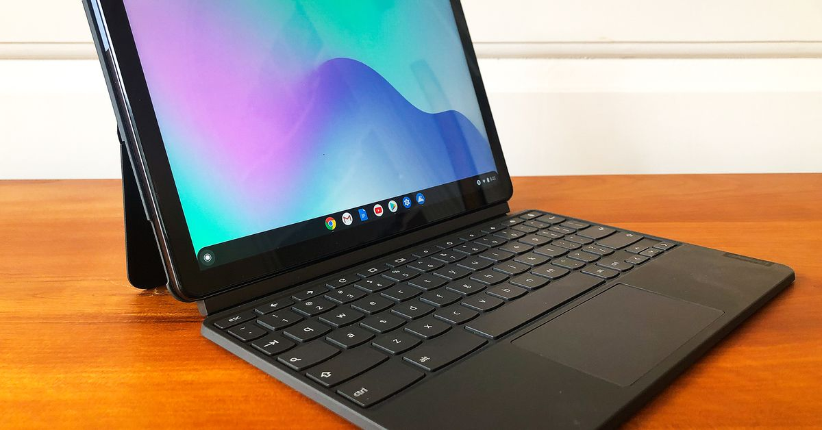 Lenovo's Chromebook Duet is almost  off its original price at Walmart