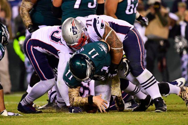 Patriots vs Eagles final score: New England celebrates 17-10 comeback win -  Pats Pulpit