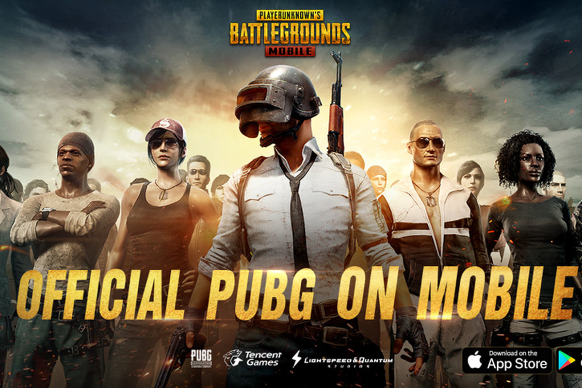 PlayerUnknowns Battlegrounds Is Now On Mobile In The US