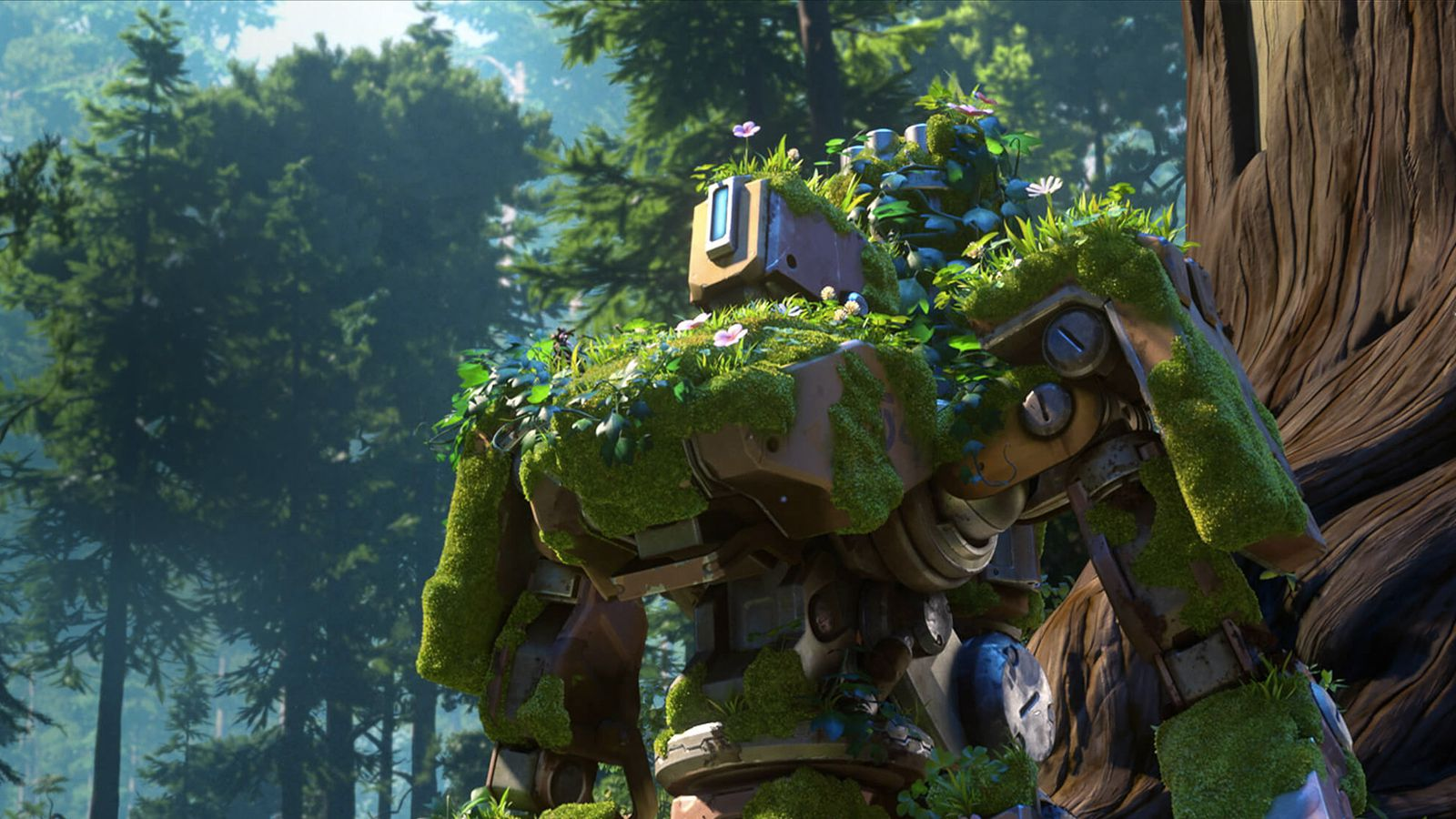 Watch Overwatchs New Animated Short The Last Bastion