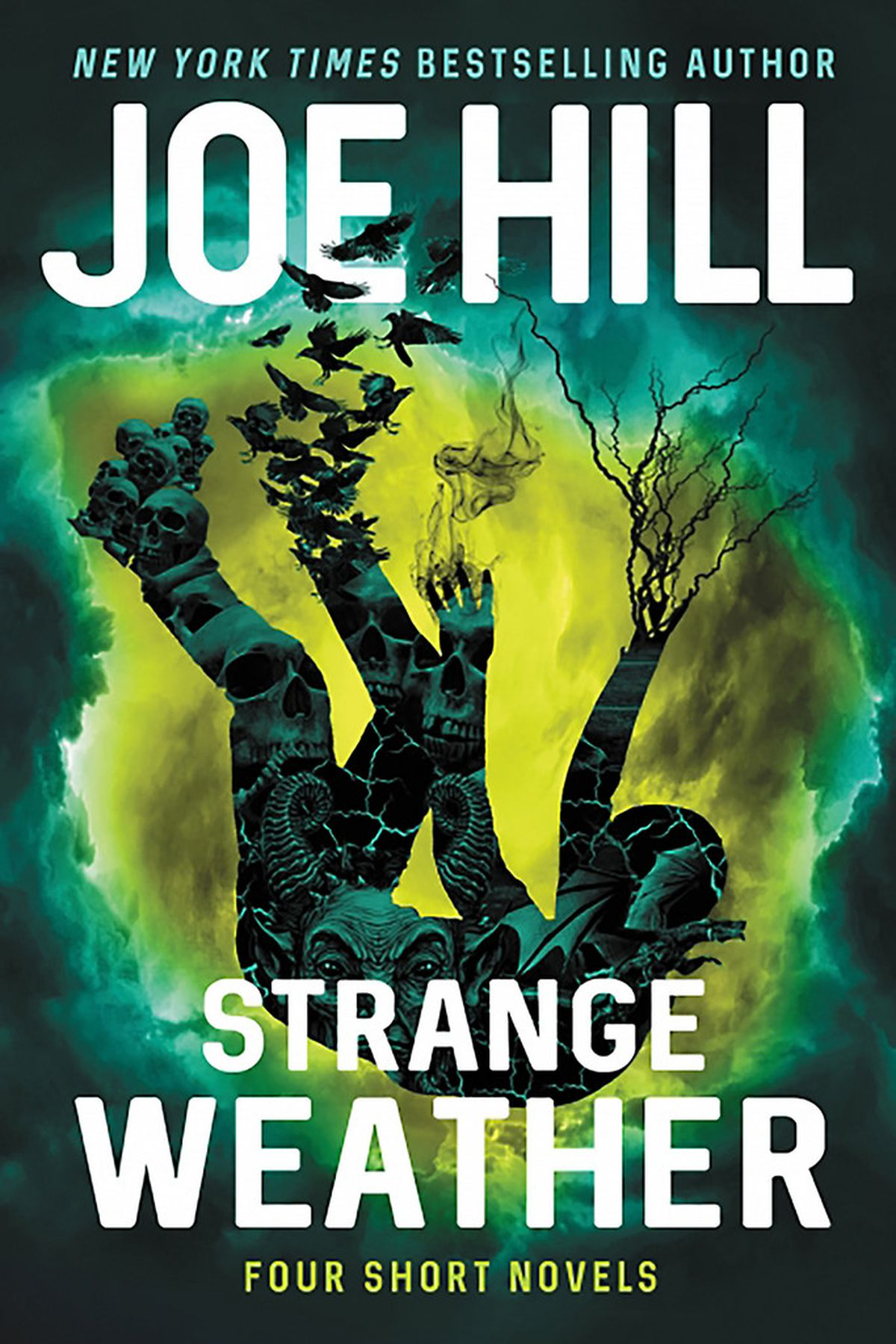 The Best Science Fiction Fantasy And Horror Novels Of