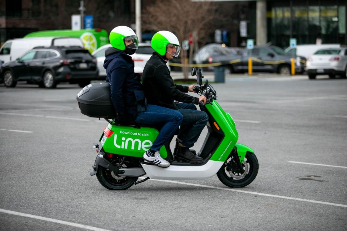 Lime is bringing its electric mopeds to New York City