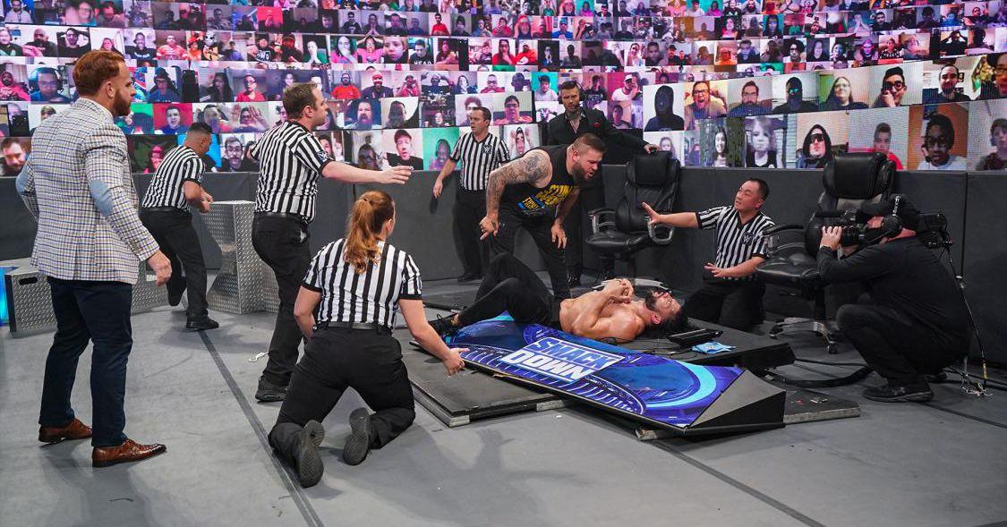 WWE SmackDown results, recap, reactions (Jan. 22, 2021): Must see TV