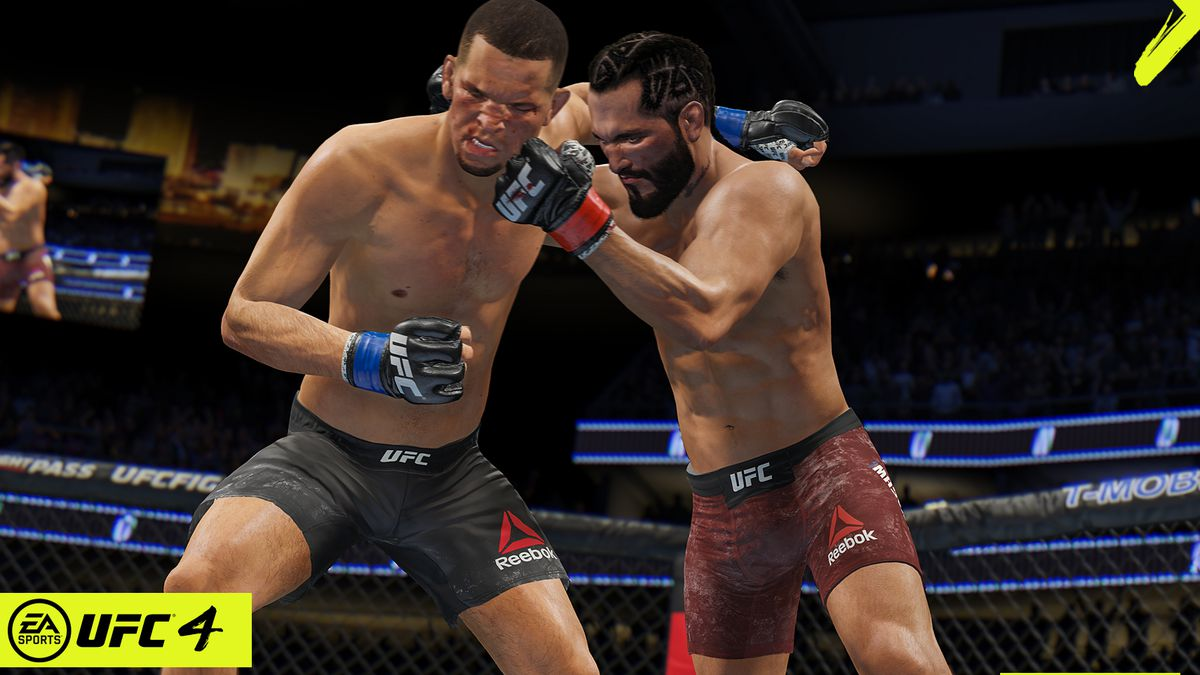 EA Sports UFC 4 release date, trailer announced for PS4, Xbox One - Polygon