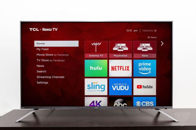 TCL's 6-series 4K HDR TV
