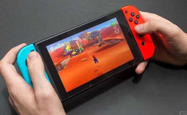 The Nintendo Switch Is A Hit And Game Developers Are