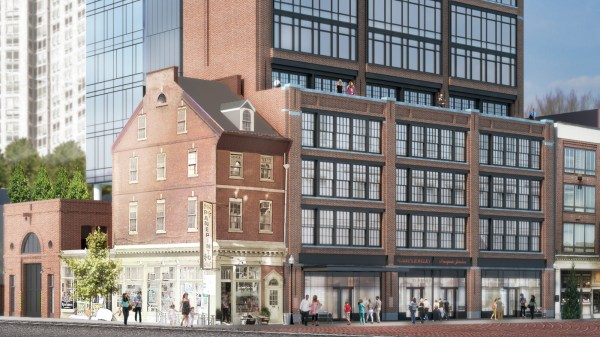 Jewelers Row Tower Mixed Civic Design - Curbed Philly
