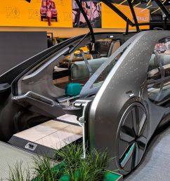 renault s ez go robot taxi is the most socially responsible concept in geneva [ 1200 x 675 Pixel ]