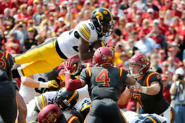 Iowa vs. Iowa State 2017: 9 cool things about the Hawkeyes win ...