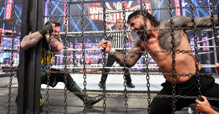 Cageside Community Star Ratings: SmackDown Elimination Chamber